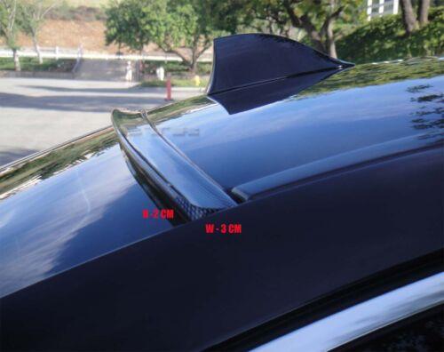 JR2 Fit 2004-2010 SCION TC-Rear Window Roof Spoiler-CARBON PRINT
