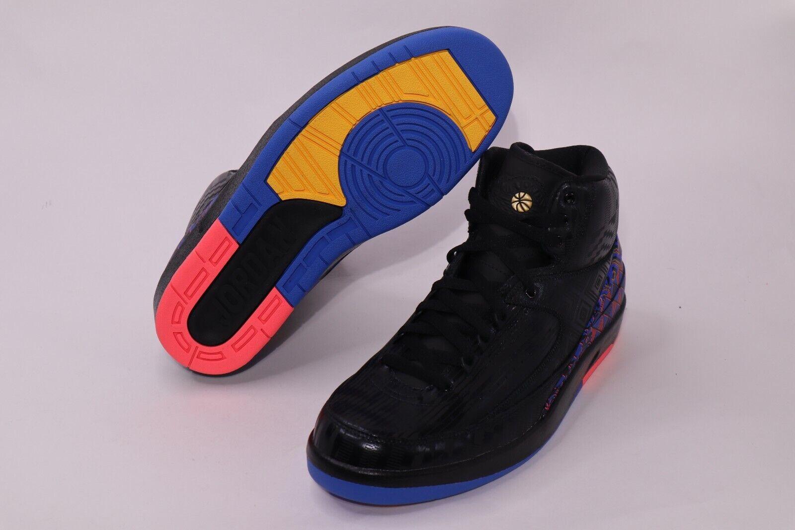 comprar nuevo precios baratass bastante baratas Nike Air Jordan 2 Retro BHM 2019 Black History Basketball Shoes ...