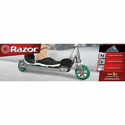 Razor A Kick Scooter Kids Aircraft-Grade Aluminum Foldable Sturdy No Assembly