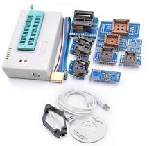 Mini TL866II Pro USB BIOS Universal Programmer Kit with 9pcs Adapter S9E4