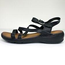 Estéril Orgullo interior  Womens Skechers (40929) PASSENGER TAHITI DREAMS Black Sandals (443T) | eBay