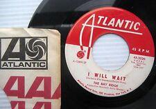 THE BAY RIDGE Without You I Will Wait WHITE LABEL PROMO mod garage rock 45 C182