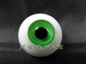 Glass-Eye-8mm-L-Green-fits-Pocke-Fairy-Brownie-Mini-BJD