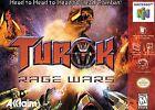 Turok: Rage Wars (Nintendo 64, 1999) - European Version