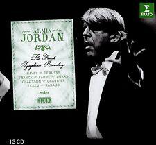 ARMIN JORDAN - DEBUSSY/FRANCK/FAURE/RAVEL 13 CD BOXSET NEU