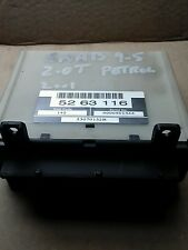2001 saab 95 9-5 2.0 turbo petrol dice electronic control unit 5263116