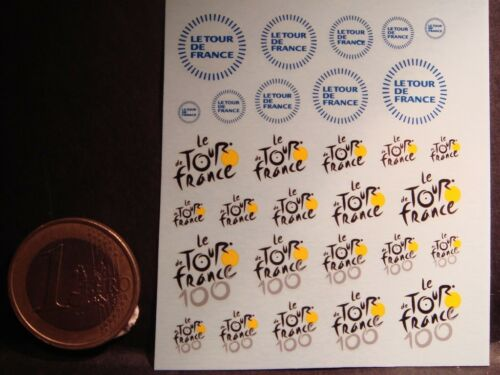 TOUR DE FRANCE 100 ANS T279 DECALS 1//43 2000