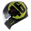 #VALE #VR46 #ROSSI AGV K3 SV GLOSS BLACK BOLLO STAMP FORTY SIX CRASH HELMET