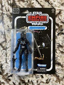 HASBRO-STAR-WARS-THE-BLACK-SERIES-ESB-40th-Imperial-TIE-Fighter-Pilot-6-034-MOC