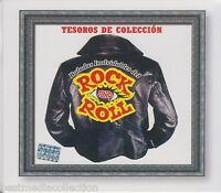 3 Cd's - Baladas Inolvidables Del Rock & Roll Cd Tesoros De Coleccion Sealed