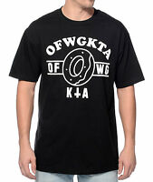 Odd Future Ofwgkta Donut Kta Logo T-shirt 100% Authentic