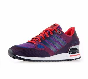 lowest price 76bd2 fd3f0 Details about adidas ZX 750 WV GIRLS RUNNING TRAINER SHOES UK 5 5.5 TRAINER  SHOE RRP £77/-