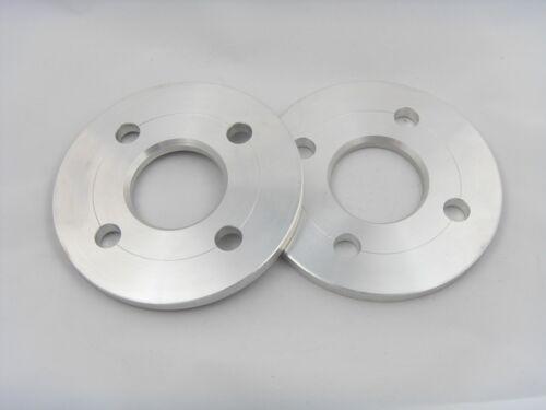 Spurplatten 4x108 Distanzscheiben 2x10mm NLB 57,1 mm Audi 80//90 B4