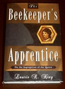 the beekeeper s apprentice king laurie r