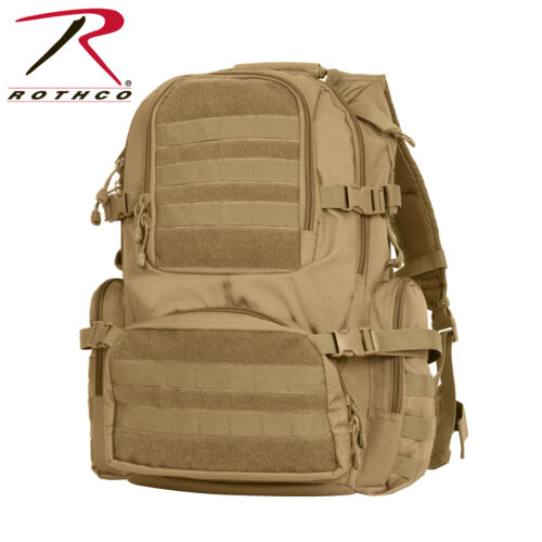 Rothco 25501 25500 Multi-chamber Molle Assault Pack