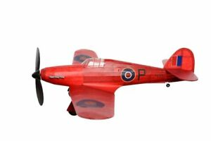 Hawker Hurricane flying scale model: Balsa Wood Plane Kit by Vintage Model Co