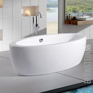 freistehende badewanne modena acryl 185x91 inkl armatur. Black Bedroom Furniture Sets. Home Design Ideas