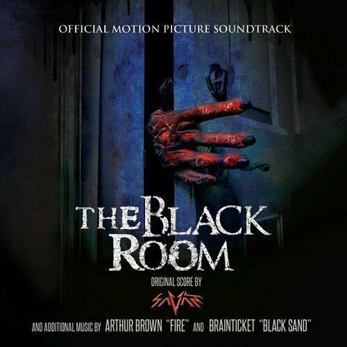 SAVANT-THE BLACK ROOM / O.S.T. (US IMPORT) CD NEW