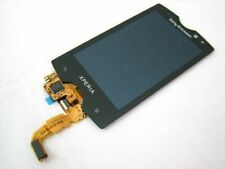 LCD with Touch Screen Digitizer For Sony Xperia Mini Pro Sk17i Sk17 - Black