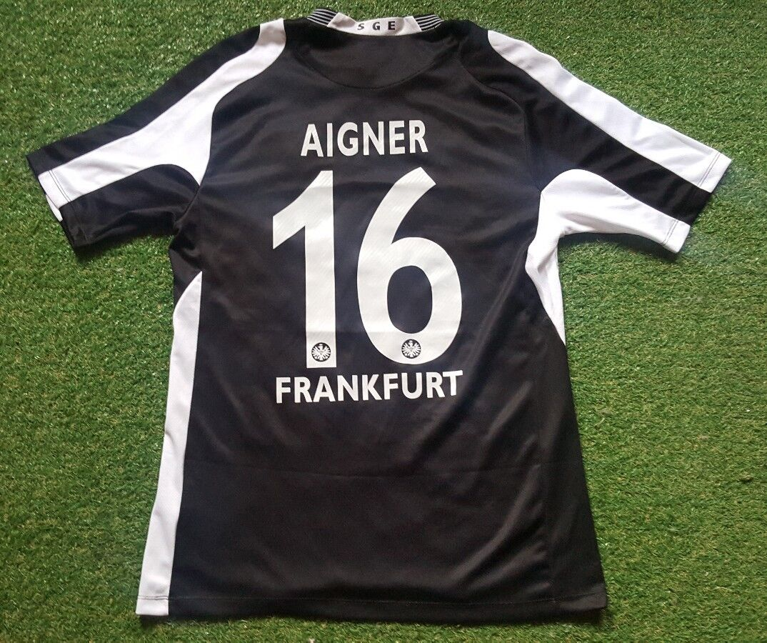 Eintracht Frankfurt Trikot L 13/14 jako Shirt Alfa Aigner Romeo 16 Aigner Alfa c16dfc