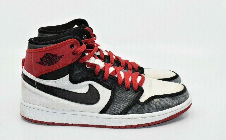 Air Jordan 1 Retro  KO HI AJKO 402297-110 Size 11 Red Black White Beaters