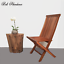 Balinese-Natural-Teak-Foldable-Dining-Chair