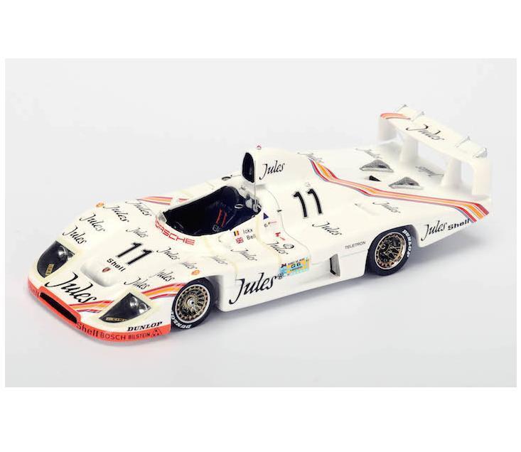 Porsche 936 81 no 11 winner winner winner le mans 1981 Ickx Bell 43lm81 Spark 1 43 New in a Box ebf27f