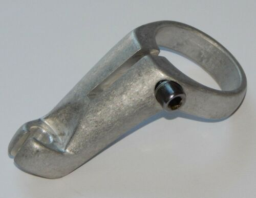 """New Bike Brake Cable Hanger Cantilever Canti 28.6mm 1 1//8/"""" Tube Grey Cyclocross"""