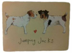 Jack Russell Terrier Dog Mug+Coaster Christmas//Birthday Gift Idea AD-JR55MC