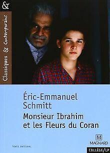 Monsieur Ibrahim Et Les Fleurs Du Coran von Schmitt, Eri...   Buch   Zustand gut