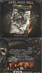 CD-- Axel Rudi Pell – Game Of Sins