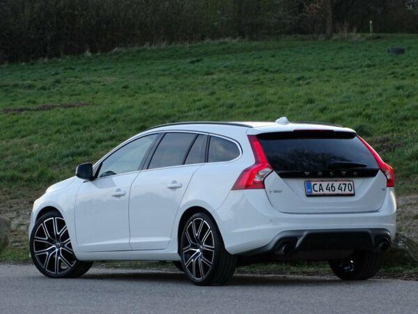 Volvo V60 2,0 T4 190 R-Design aut. - billede 4