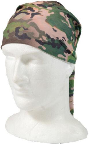 Neck Tube Bandana Head Band-   Army /& Military Face Mask Scarf Balaclava