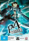 Persona 4 - The Animation (DVD, 2014, 4-Disc Set)