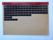 MICROFICHE MOTO HONDA : SJ 50 P / R / S  de 1994