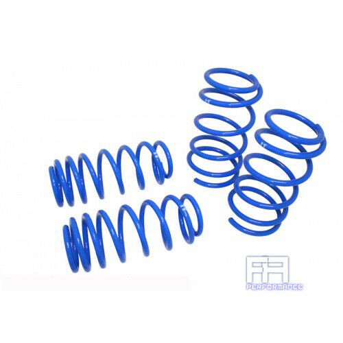 """2/"""" Manzo Lower Lowering Coil Spring For 02-06 Nissan Sentra B15 Drop F 2/"""" R"""