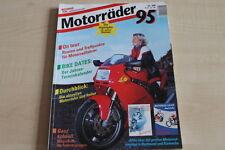 156578) Motorrad News - Motorrad Katalog 1995