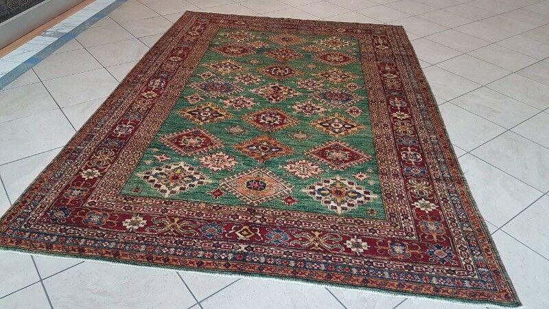 Afghan Kazak Carpet 300cm X 200cm