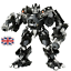 23CM-Transformers-Toys-MPM06-Ironhide-Version-Action-Figures-Model-Toys-Gifts thumbnail 1