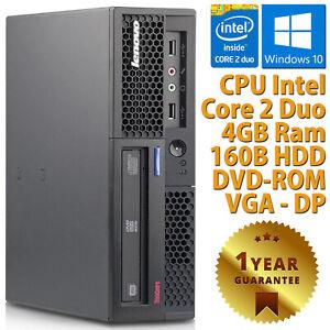 PC-COMPUTER-DESKTOP-RICONDIZIONATO-LENOVO-DUAL-CORE-RAM-4GB-HDD-160GB-WINDOWS-10