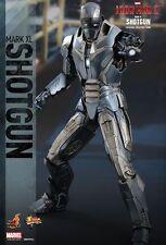 IRON MAN 3 - Mark XL (40) Shotgun 1/6th Scale Action Figure (Hot Toys) #NEW