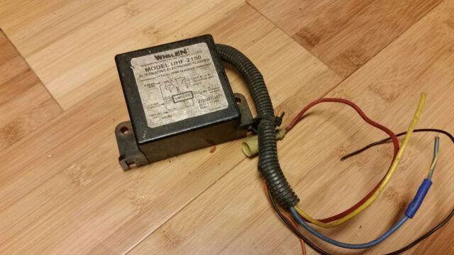 Brilliant Whelen Uhf2150 Police Headlight Flasher Wig Wag Wig Wag Wiring Digital Resources Timewpwclawcorpcom
