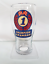 Number 1 Champion Grandad Pint Glass Fathers Day Birthday celebration Drink Cup