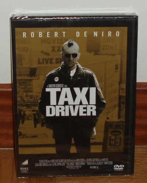 TAXI DRIVER DVD NUEVO PRECINTADO THRILLER CLASICO ROBERT DE NIRO (SIN ABRIR) R2