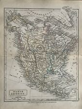 1839 TN MAP Riceville Cedars Chattanooga Chilhowee Tennessee History ITS HUGE