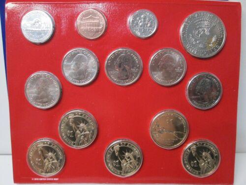 2011 US Mint Uncirculated Complete Set
