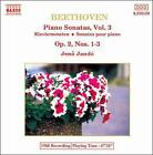 Beethoven: Piano Sonatas, Vol. 3 (CD, Feb-1993, Naxos (Distributor))