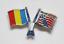 縮圖 11 - PIN'S Insignia FIFA WORLD CUP 1994 Estados Unidos MUNDIAL USA Banderas Futbol