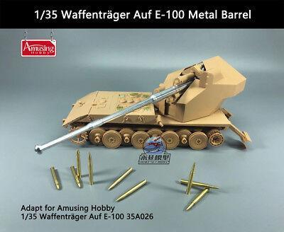 Amusing Hobby 35A026 1//35 Waffenträger auf E-100