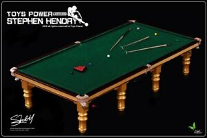 Toys-Power-1-6-Scale-Snooker-Pool-Table-Set-Fit-for-12-034-action-figure